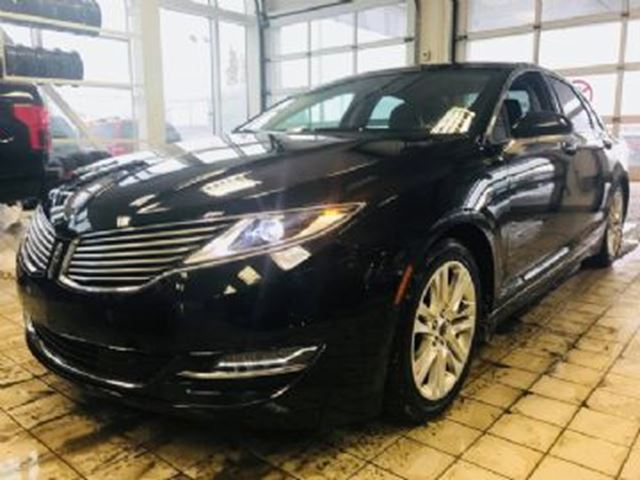 2016 LINCOLN MKZ ULTRA + TECH PACK +NAV + TOIT PANO in Mississauga, Ontario