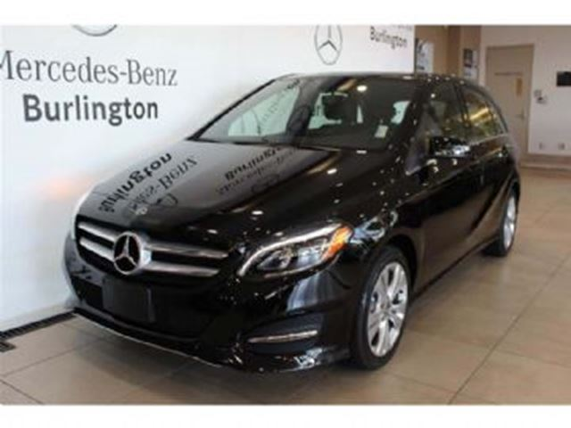 2018 MERCEDES-BENZ B-CLASS B250 4MATIC (1859016) in Mississauga, Ontario