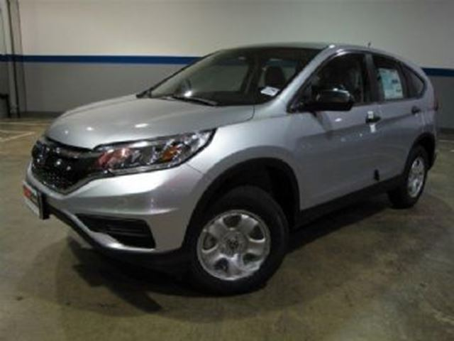 2015 HONDA CR-V LX FWD Lady driver, Super Clean in Mississauga, Ontario