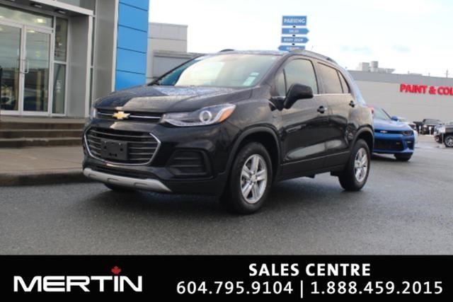 2017 CHEVROLET TRAX LT in Chilliwack, British Columbia