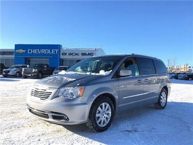 2013 Chrysler Town and Country Touring in High River, Alberta