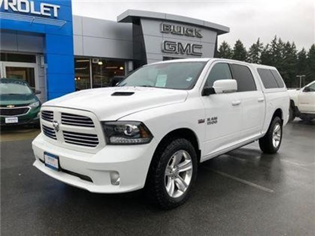 2013 DODGE RAM 1500 Sport in Victoria, British Columbia