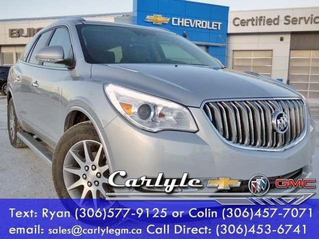 2015 Buick Enclave Leather in Carlyle, Saskatchewan