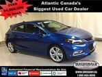 2017 Chevrolet Cruze Premier in Moncton, New Brunswick