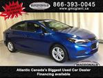 2017 Chevrolet Cruze LT in Moncton, New Brunswick