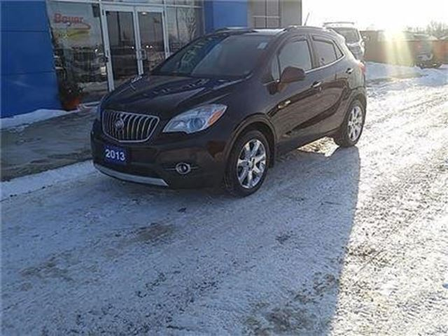2013 Buick Encore Leather in Napanee, Ontario