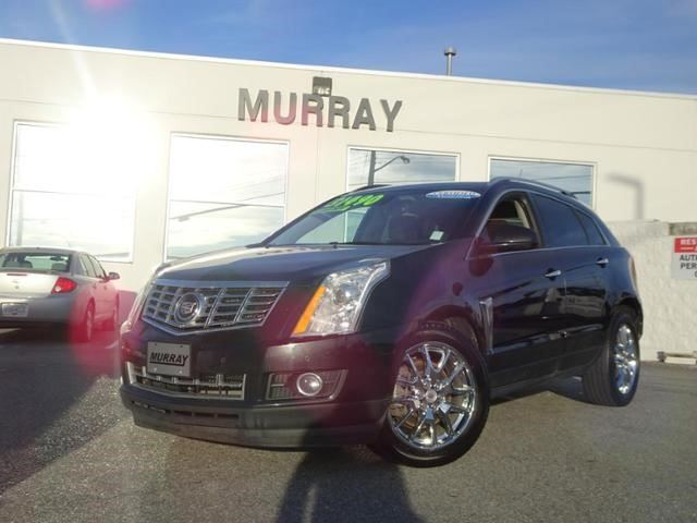 2014 Cadillac SRX Premium in Abbotsford, British Columbia