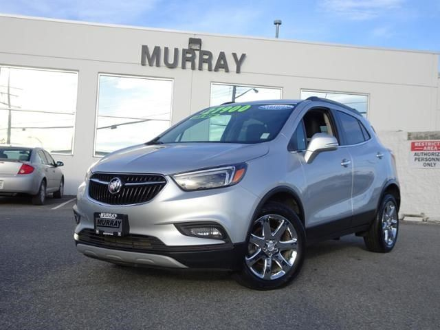 2017 BUICK ENCORE Essence in Abbotsford, British Columbia