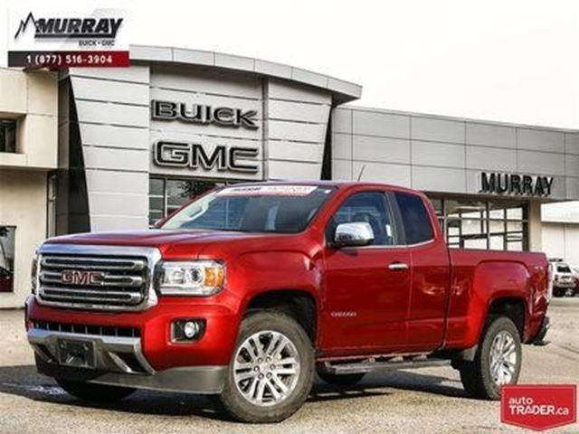 2015 GMC Canyon 4WD SLT in Penticton, British Columbia