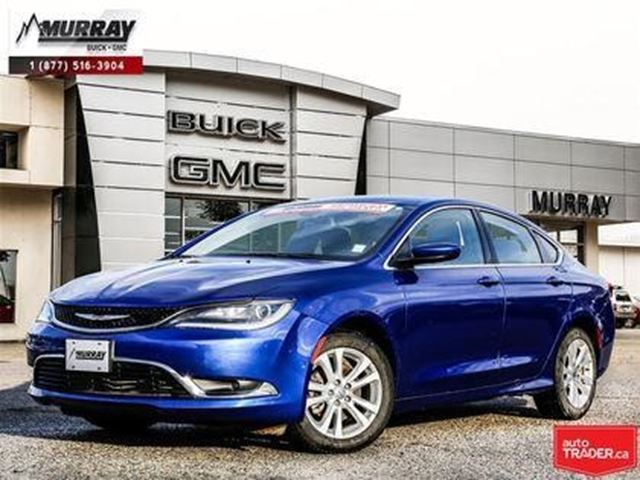 2015 CHRYSLER 200 Limited in Penticton, British Columbia