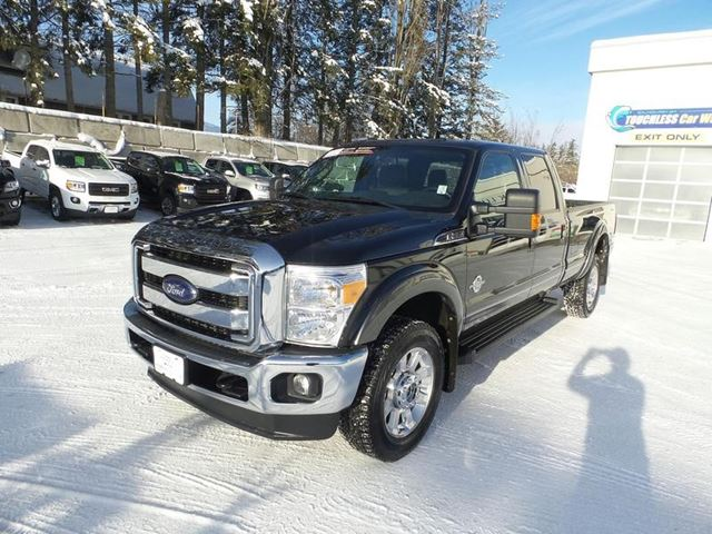 2015 Ford F-350  King Ranch in Salmon Arm, British Columbia