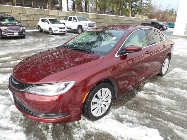 2015 CHRYSLER 200 LX in Salmon Arm, British Columbia