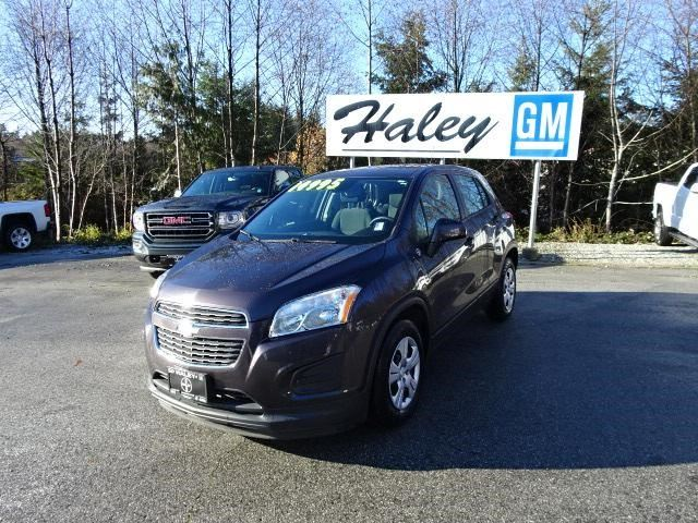 2015 CHEVROLET TRAX LS in Sechelt, British Columbia