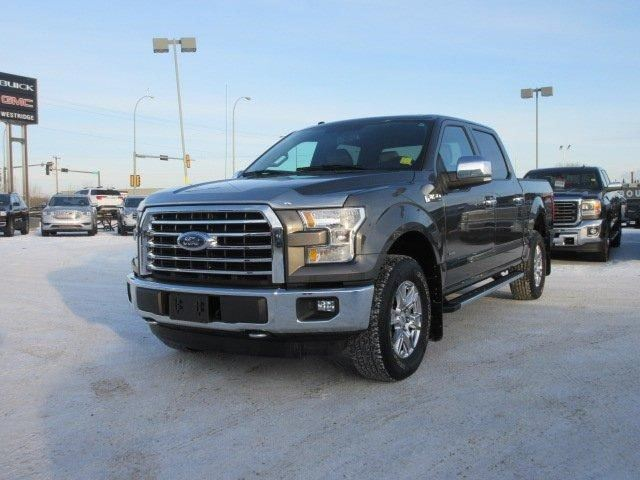 2016 FORD F-150 Lariat in Lloydminster, Alberta