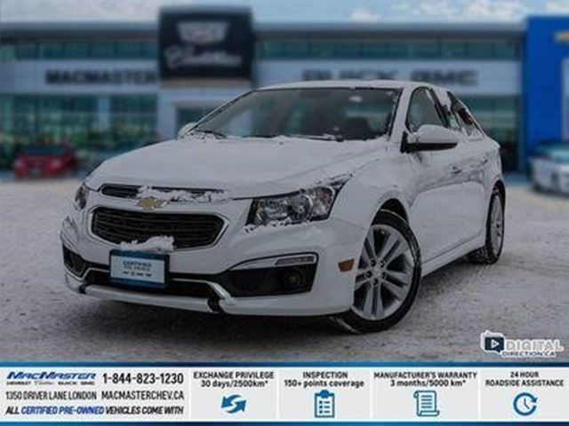 2016 CHEVROLET Cruze LT in London, Ontario