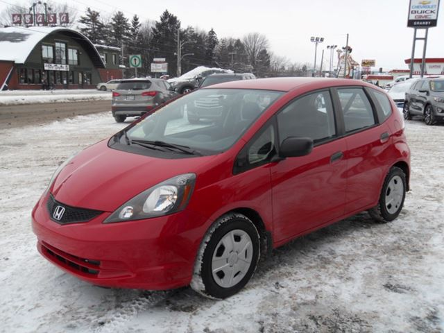 2014 HONDA FIT DX-A in Granby, Quebec