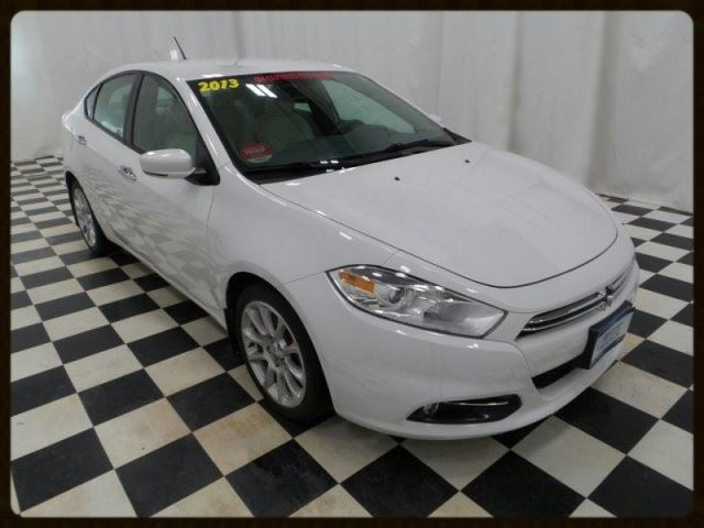 2013 DODGE Dart Limited in Woodstock, New Brunswick
