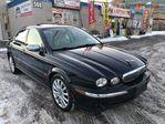2005 Jaguar X-Type 3.0 Accident Free_Sunroof_Leather in Oakville, Ontario