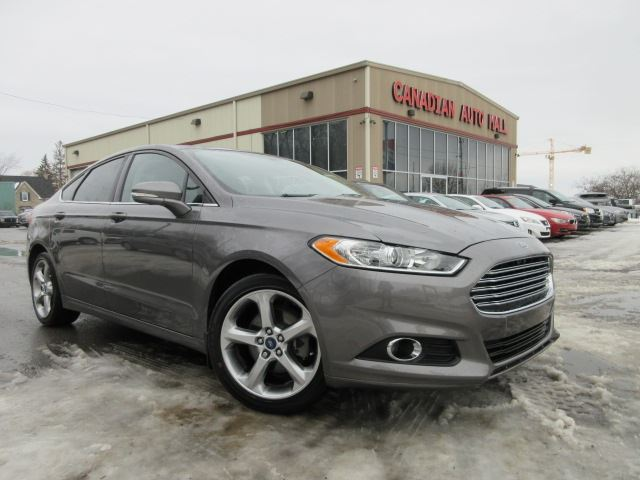 2013 FORD Fusion ROOF, ALLOYS, HTD. SEATS, BT, 59K! in Stittsville, Ontario