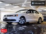 2011 Volkswagen Jetta 2.5L Comfortline. LOW MILEAGE, alloys in Thornhill, Ontario
