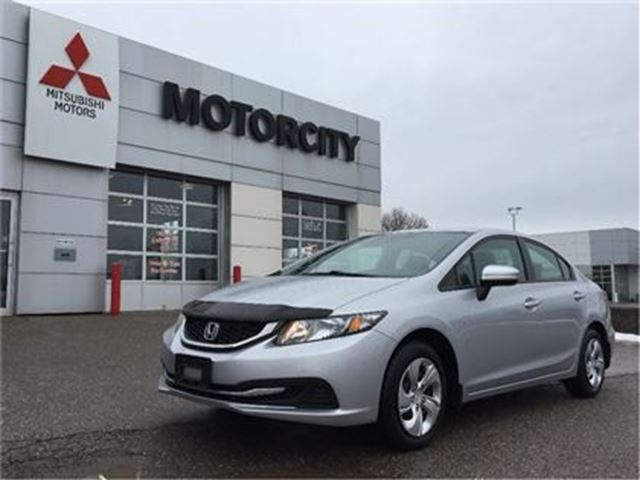 2014 Honda Civic LX in Whitby, Ontario