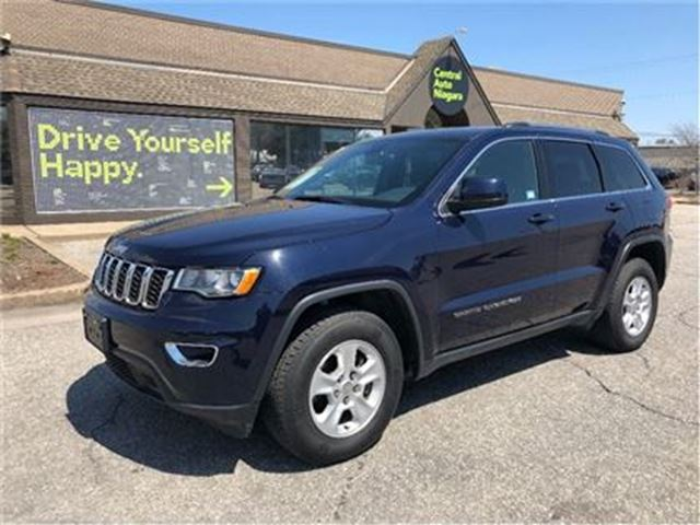 2017 JEEP GRAND CHEROKEE Laredo / 4X4 / BLUETOOTH / BACK UP CAMERA in Fonthill, Ontario