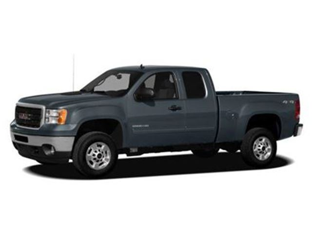 2011 GMC SIERRA 2500  SLE in Coquitlam, British Columbia