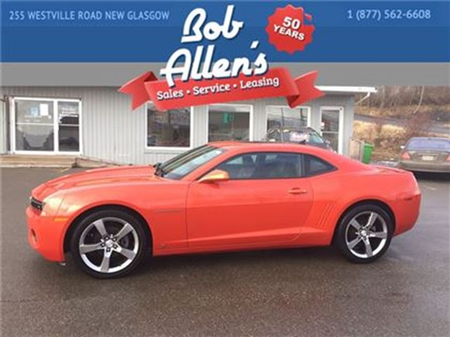 2010 CHEVROLET Camaro 2LT in New Glasgow, Nova Scotia