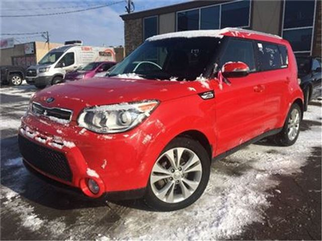 2015 KIA SOUL EX BACKUP CAMERA HEATED FRONT SEATS in St Catharines, Ontario