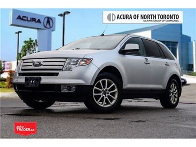 2010 FORD EDGE SEL 4D Utility AWD in Thornhill, Ontario