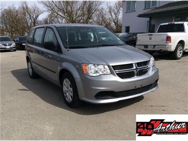 2017 DODGE GRAND CARAVAN Canada Value Package in Arthur, Ontario