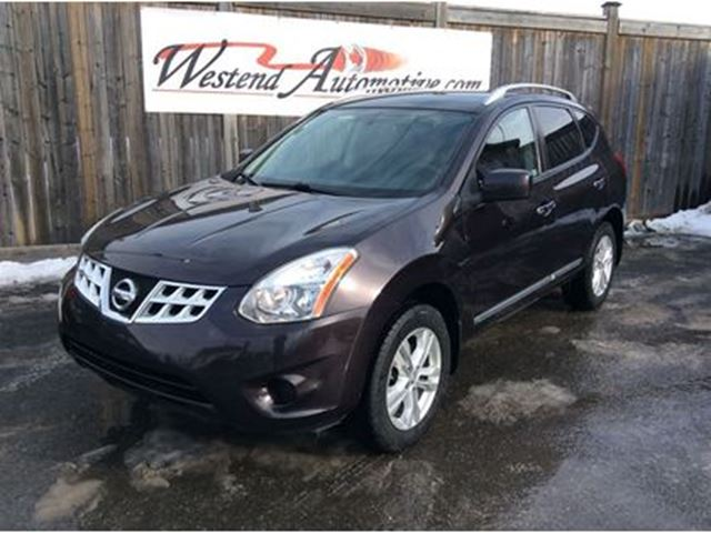 2012 nissan rogue sv ottawa ontario car for sale 2965760. Black Bedroom Furniture Sets. Home Design Ideas