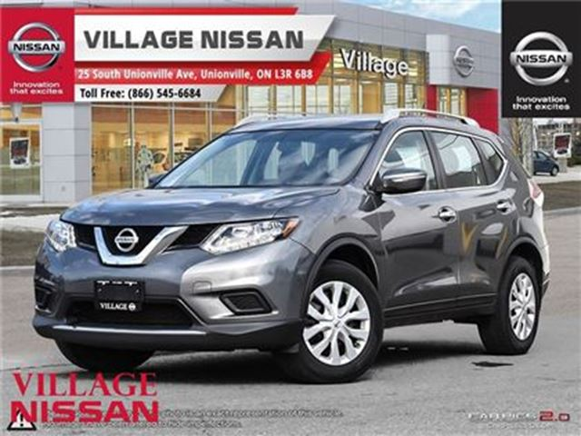 2015 NISSAN ROGUE S in Markham, Ontario