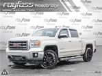 2014 GMC Sierra 1500 SLT. NO ACCIDENTS. NAV. ROOF. BACKUP CAM in Woodbridge, Ontario