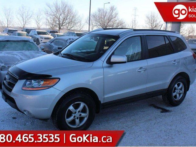 2008 HYUNDAI SANTA FE **$139 B/W PAYMENTS!!! FULLY INSPECTED!!!!** in Edmonton, Alberta