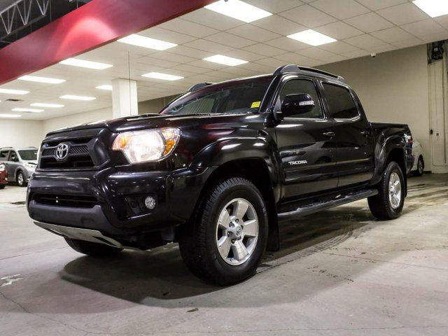 2013 TOYOTA Tacoma Trail Teams, TRD Exhaust, Side Steps, Roof Rails, Heated Seats, Fog Lamps, Bilstein Shocks, V6 4x4 Double-Cab, in Edmonton, Alberta