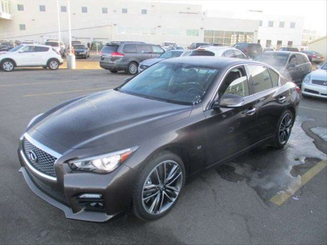 2014 INFINITI Q50 Premium, Deluxe Touring, Navigation, Technology in Kelowna, British Columbia
