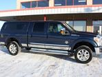 2013 Ford F-350 4WD CREWCAB LARIAT Diesel, Navigation (GPS), Leather, Heated Seats, Sunroof, Back-up Cam, Blue in Sherwood Park, Alberta