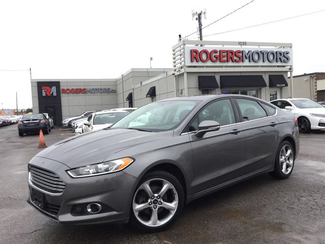 2014 FORD FUSION SE - NAVI - REVERSE CAM - HTD SEATS in Oakville, Ontario