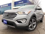 2014 Hyundai Santa Fe LIMITED  AWD  6 PASS  NAVI  CAM  NO ACCIDENT in Oakville, Ontario