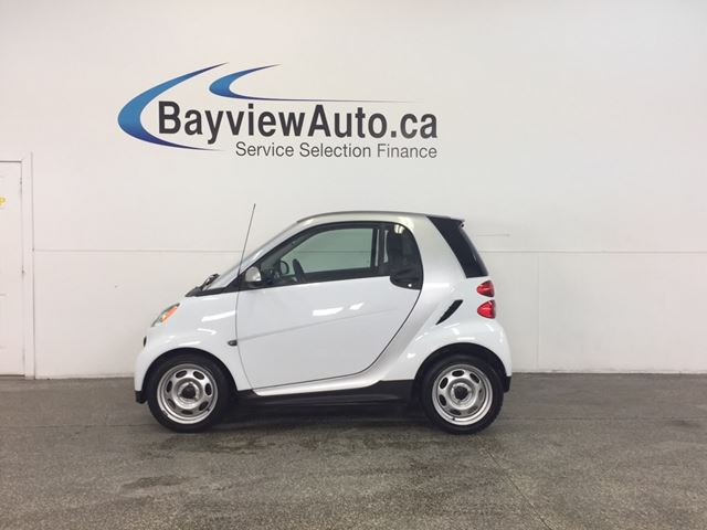 2013 SMART FORTWO - KEYLESS ENTRY|A/C|BLUETOOTH|LOW KM|ENVIRO BUDDY! in Belleville, Ontario