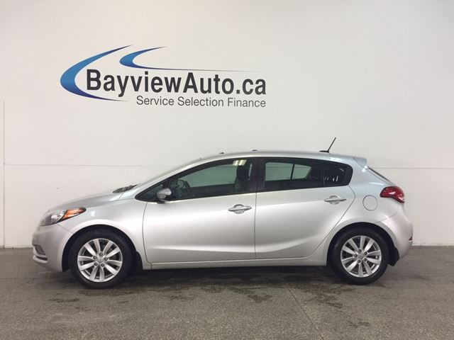 2015 KIA FORTE - ALLOYS|SUNROOF|HTD STS|BLUETOOTH|CRUISE! in Belleville, Ontario