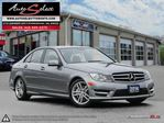 2014 Mercedes-Benz C-Class 4Matic C300 AWD ONLY 91K! **TECHNOLOGY PKG** CLN CARPROOF in Scarborough, Ontario