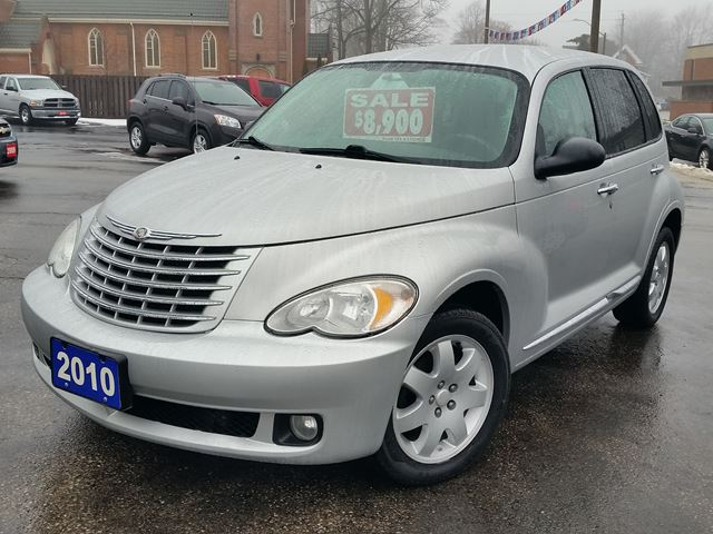 2010 CHRYSLER PT CRUISER Classic ,power seat,alloy wheels in Dunnville, Ontario