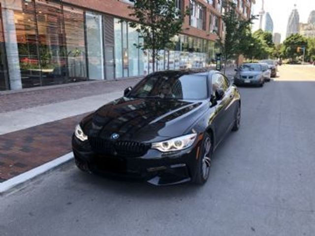 2016 BMW 4 SERIES 435i xDrive 2dr Coupe Premium Enhanced Package 6 Manual in Mississauga, Ontario