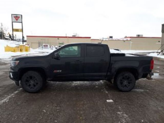 2016 CHEVROLET COLORADO 4WD Crew Cab Z71~$130.88  B/W~ in Mississauga, Ontario