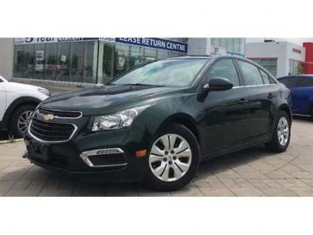 2015 CHEVROLET CRUZE LT Turbo in Mississauga, Ontario
