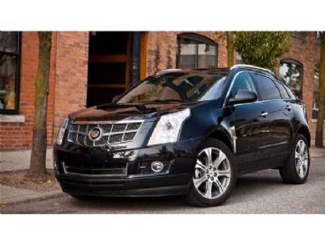 2015 CADILLAC SRX Front Wheel Drive in Mississauga, Ontario