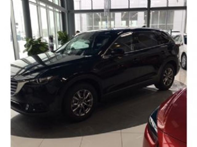 2018 MAZDA CX-9 GS-L AWD 7 Passenger SHOWROOM ADVANTAGE in Mississauga, Ontario