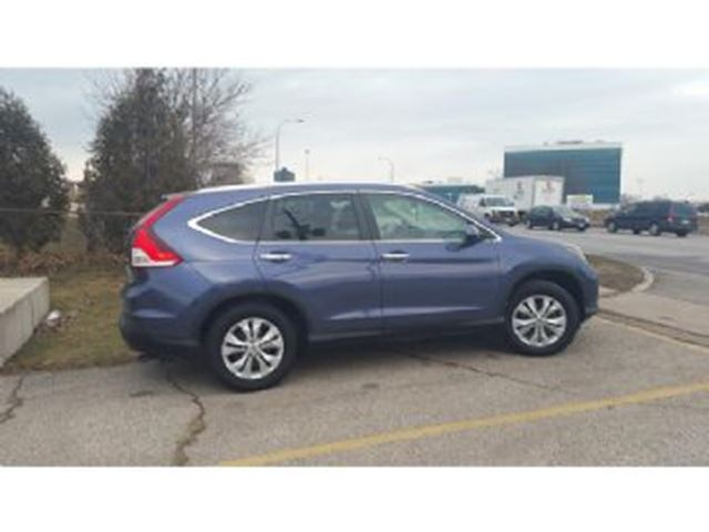 2013 Honda CR-V TOURING 4WD in Mississauga, Ontario